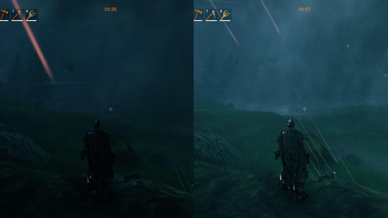 [Valheim・その他PCゲーム] 画面が暗い場合の明るさ調整方法 [ReShadeの使い方]
